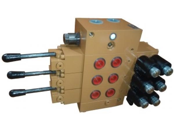 Пропорциональный гидрораспределитель 2РСА20Т для трубоукладчика ТГ