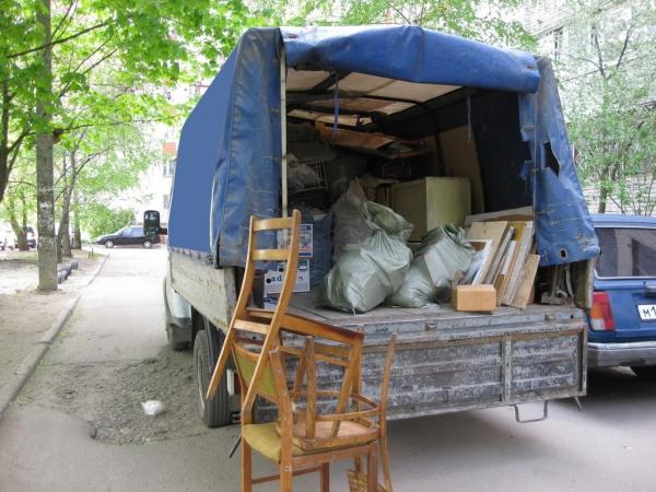 Нужно вывезти мусор из квартиры в Нижнем Новгороде? Звоните!