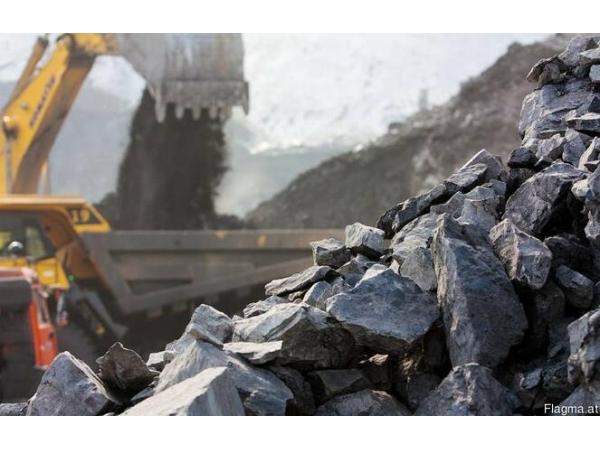 Каменный уголь марки А антрацит Anthrazit
