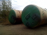 резервуары, цистерны 66 калибра 85, 6 куб. м Б/У
