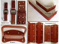 Арматура, фурнитура для деревянной тары, ящиков ГОСТ 16561-76