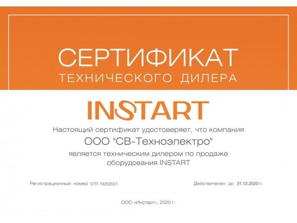 MCI-G22-4, 22 кВт 380В Преобразователь частоты INSTART (Инстарт)