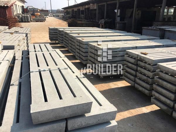 Щелевые полы бетонные для КРС, свинокомплекса