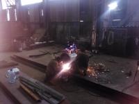 Работы с металлом – рубка, резка, гибка, сварка металлов