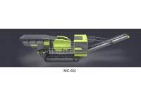 Дробилка щековая гусеничная самоходная MC-60J
