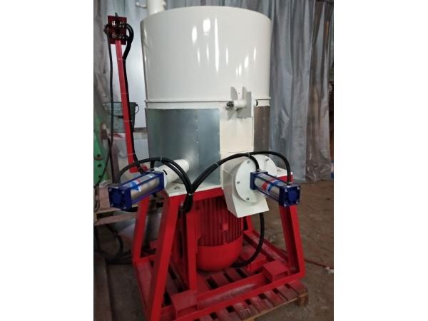 Агломератор 75 кВт, 250-350 кг/ч