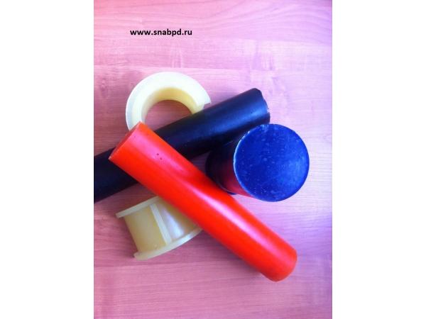 Полиуретановые стержни и втулки на заказ
