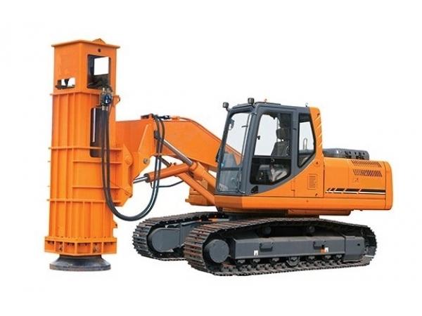 Машина для уплотнения грунта Pilemaster RIC5000