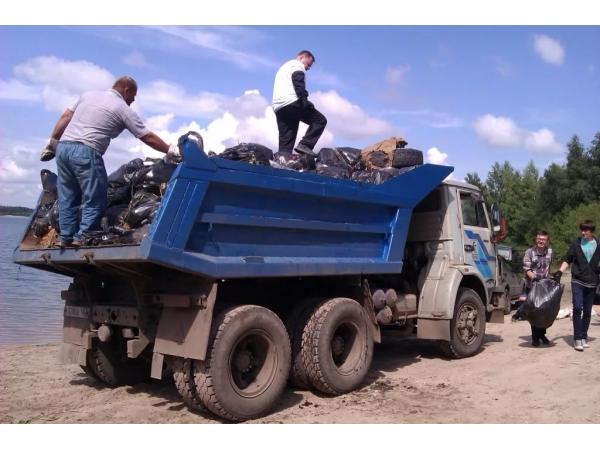 Камаз для вывоза мусора в Нижнем Новгороде