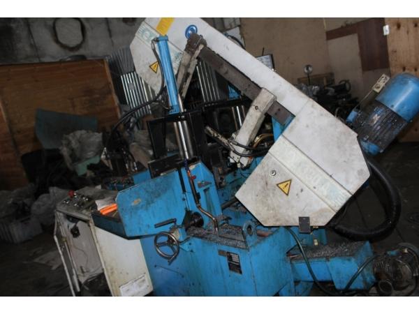 Ленточнопильный автомат SILOMA OL330A