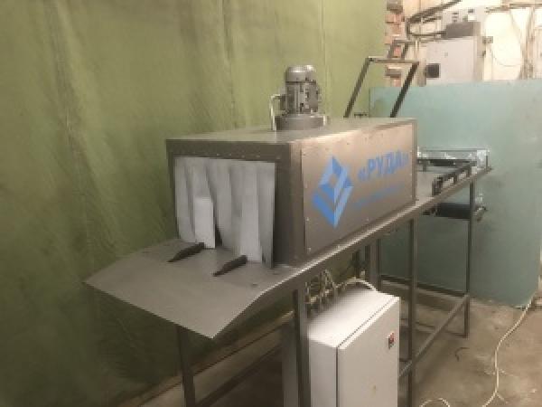 Термоусадочный упаковочный аппарат