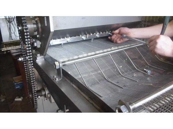 Машина формирования тестовой заготовки МФС-2