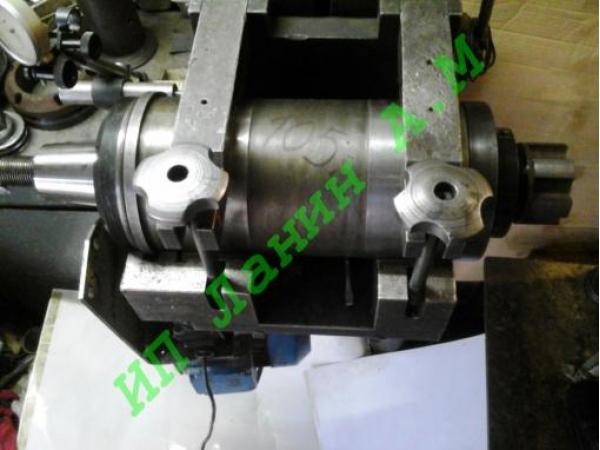 Шпиндель 3Л722В-ремонт