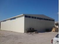 Строительные услуги: ангары и быстровозводимые здания