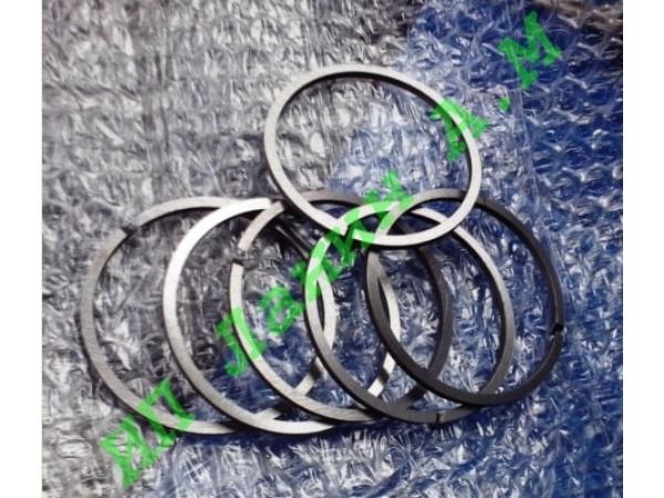 Кольца поршневые гидроцилиндра стола 3Б722-50-14 (комплект из 6шт)