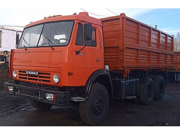 КамАЗ-55102 самосвал сх г/п 7т. на 2 и на 3 стороны с капремонта.
