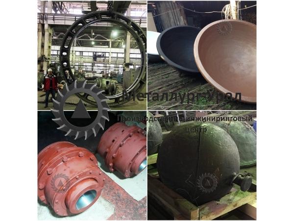 Оборудование и запасные части для металлургии