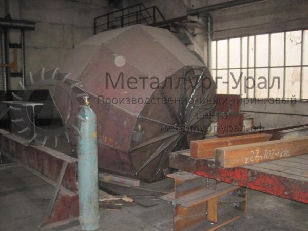 Металлические конструкции под заказ