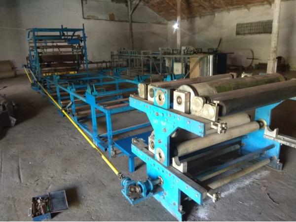 Оброрудование по производству бумажных мешков. Б/У