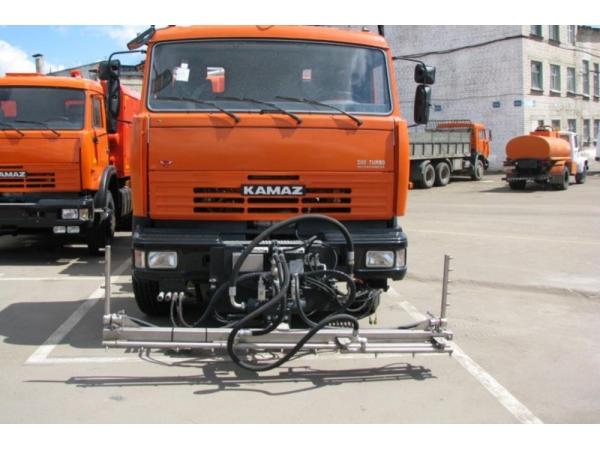 Высоконапорная рейка поливомоечного оборудования