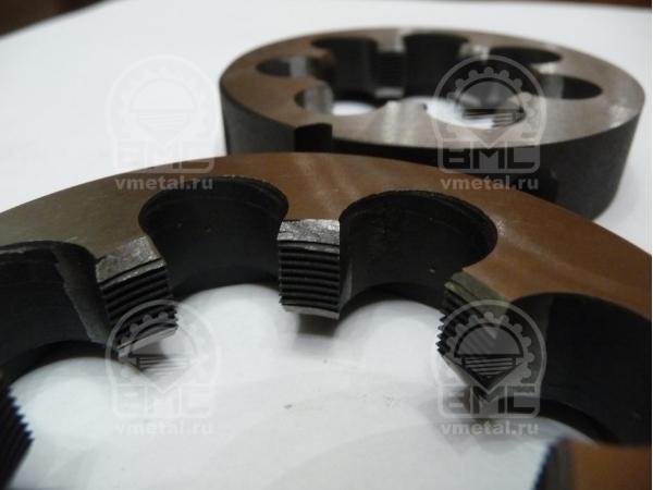 Метрический инструмент плашка 75х1,5