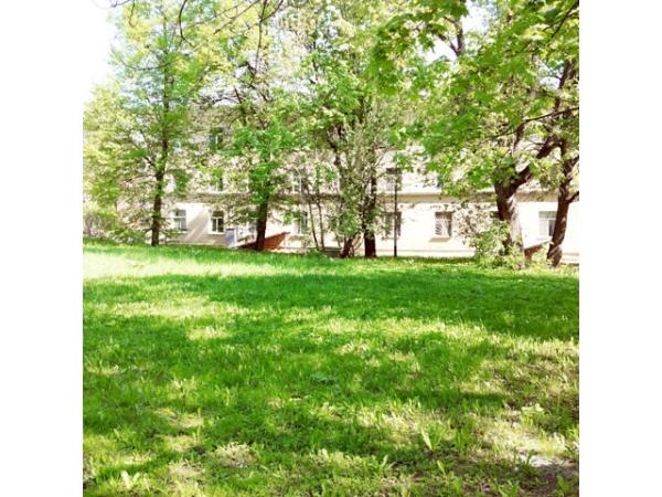 Земельный участок коммерческого назначения в центре Пушкина