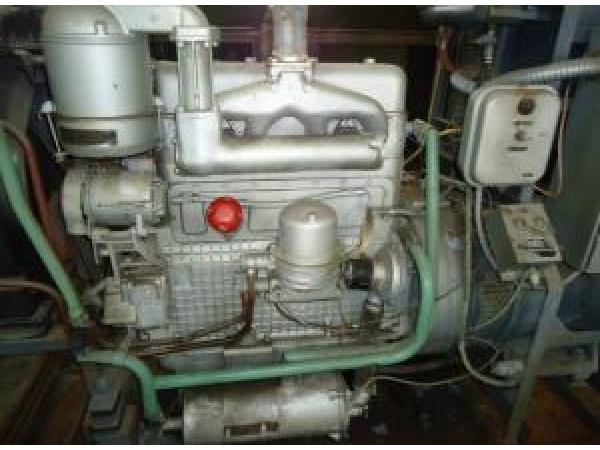 Двигатель Д65 с хранения, без наработки