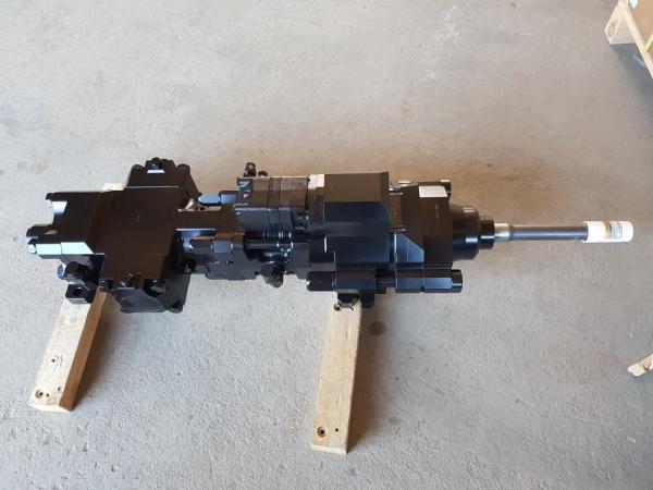 Запасные части на гидроперфоратор JunJin JET-9