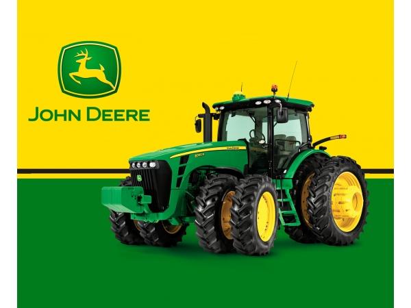 моторное масло John Deer Plus II 15W40 - 50 литров