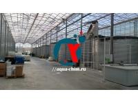 Противопожарный стальной резервуар 50 м3 кубов