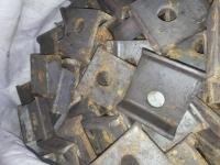 Скоба упорная жбр металлическа цп369.301 по 145 руб