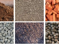 Предлагаем ежемесячно щебень,песок,изделия ЖБИ