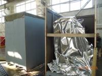 Упаковочная пленка герметичная для транспортировки морем