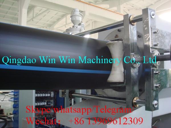 оборудование +для газовых и водных труб из ПЭ