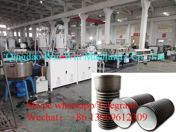 оборудование для производства канализационных труб