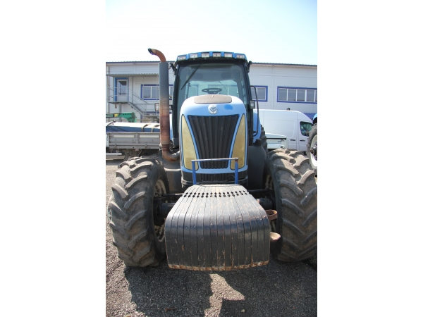 Трактор  New Holland TG 285 с наработкой