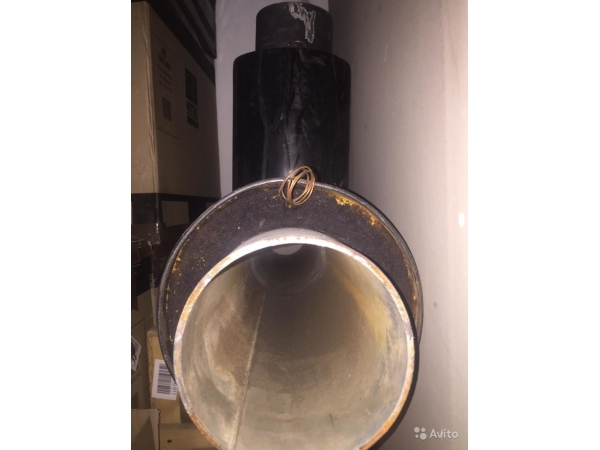 Тройники 159x4,5/250 ппу-пэ- 2 штуки