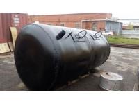 емкости из металла(шамбо, септик) для канализации