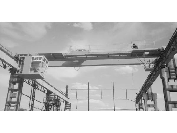 Техническое обслуживание мостовых и козловых кранов