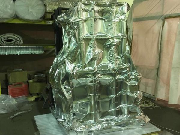 Защитная металлизированная пленка БарьерПак