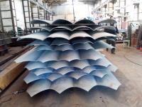 Производство металлоконструкций любой сложности. Закладных деталей