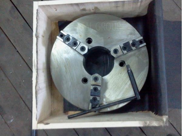 Патрон токарный ф 500мм. 3-х кул. 7100-0018