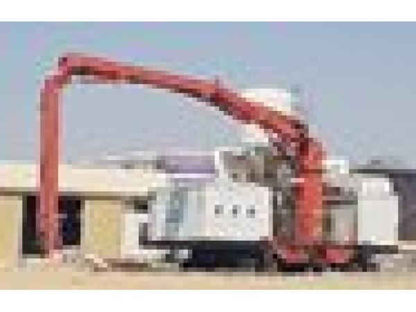 Б/У Корабельная перегрузка цемента VAN AALST Dock Mobile 300 т/ч