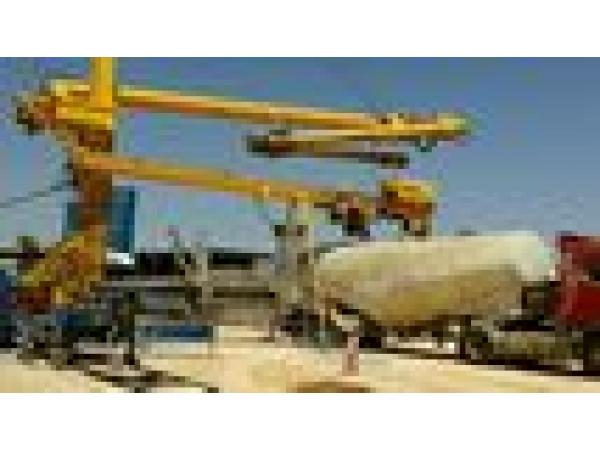 Б/У мобильная перегрузка цемента Siwertell , портовый , 300 т/ч