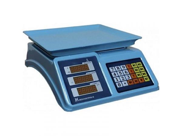 Весы торговые электронные ВР 4900-2/5 ДБ-14