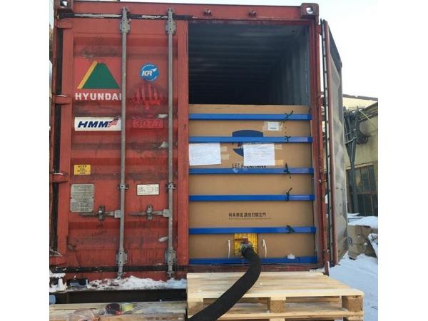 Доставка груза Экспорта / Импорта 20 и 40 футовыми контейнерами