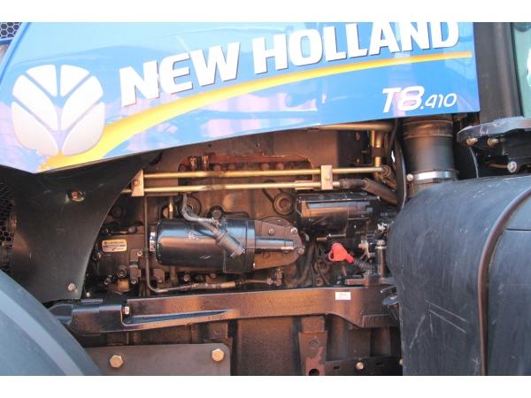 Трактор New Holland T8.410 с наработкой