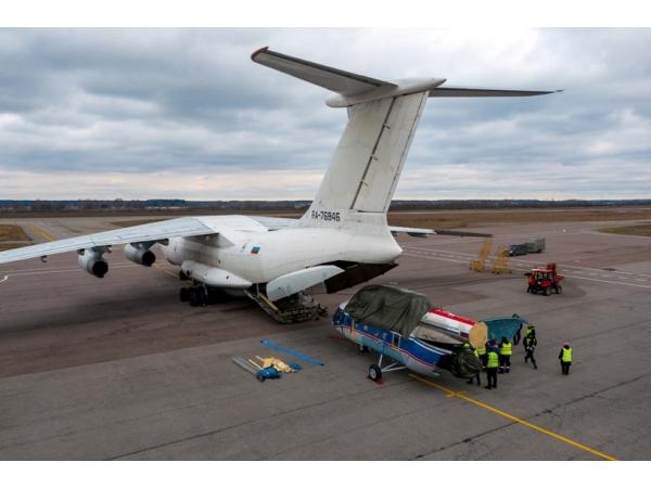 Авиаперевозки для аэрокосмической промышленности