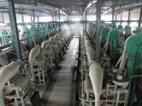 Линия для шелушения семян подсолнечника TFKH1500 (1000кг/ч)