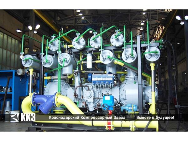 Компрессор воздушный - поршневой промышленный от 5 до 400 атм